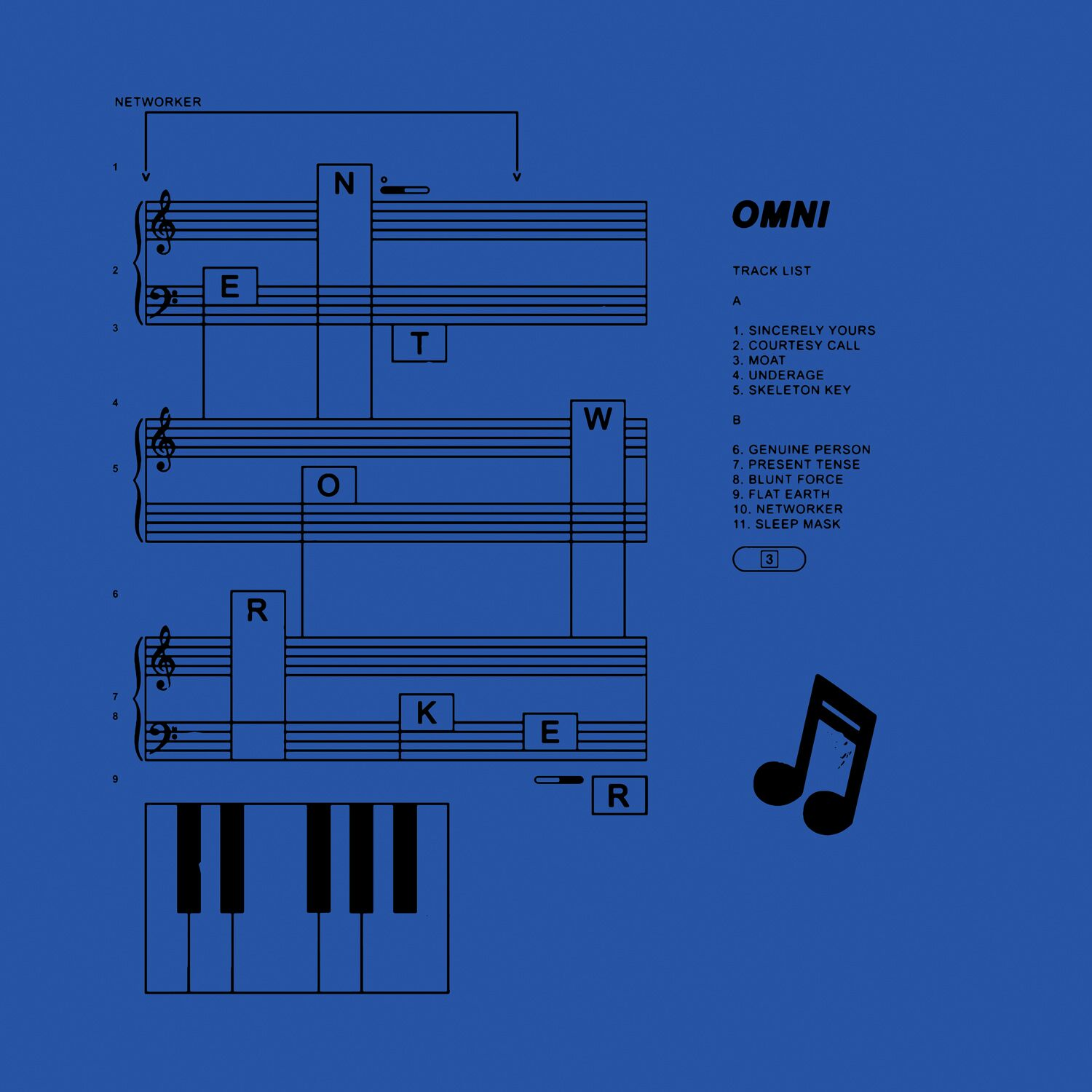 Networker by Omni, album review by Adam Fink.
