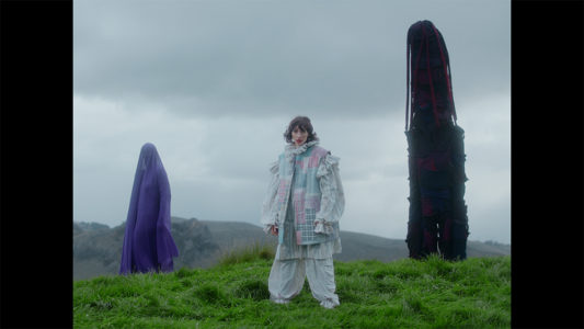 """Aldous Harding releases video for """"Zoo Eyes"""""""