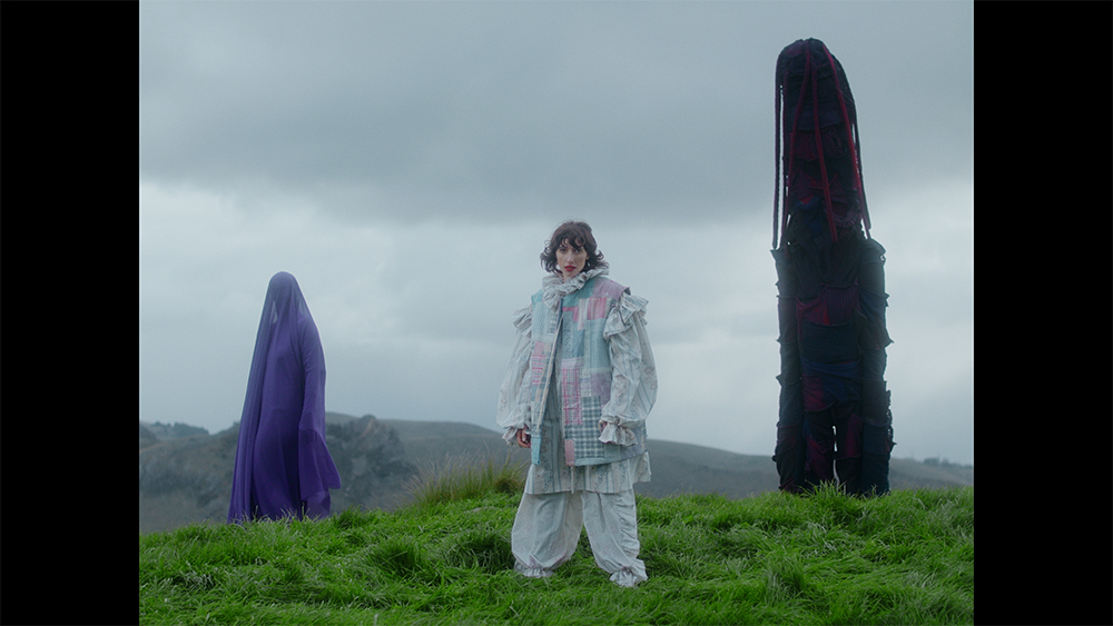 "Aldous Harding releases video for ""Zoo Eyes"""