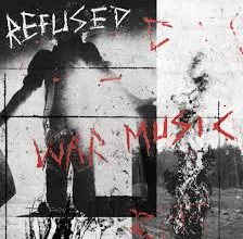 'War Music' by Refused, album review by Adam Williams