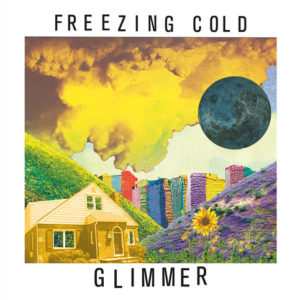 'Glimmer' by Freezing Cold, album review by Adam Williams. The trio's J Robbins-produce offering comes out on October 4th via Salinas Records