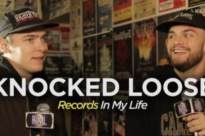 Knocked Loose Guest On Records In My Life