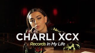 Charli XCX joined us on Records In My Life, prior to her October 5th show in Vancouver, BC. The singer/songwriter is touring behind her LP Charli