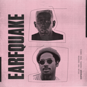 "Tyler, The Creator has shared Channel Tres' official remix of his single ""EARFQUAKE."""
