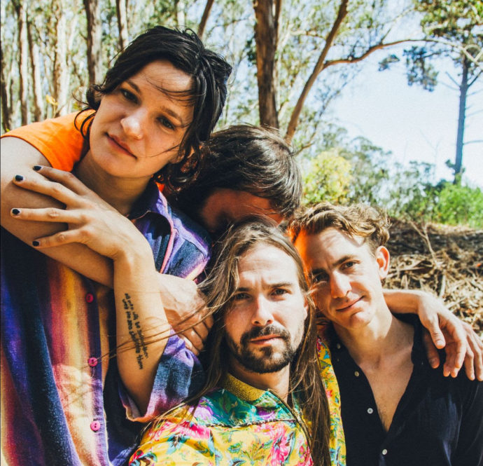 "Big Thief has released ""Forgotten Eyes,"""