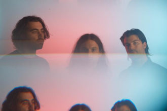 "Turnover have released the new single ""Parties"""