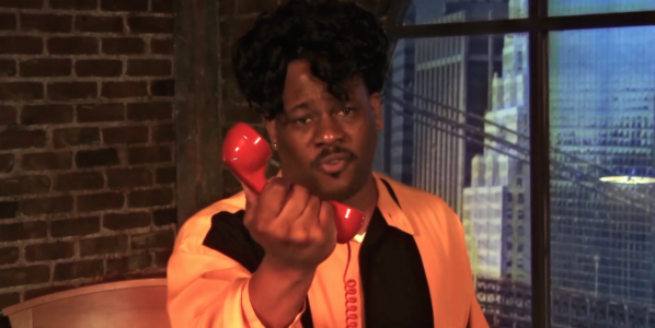 "Open Mike Eagle shares a new video. Directed by OME himself, ""Single Ghosts"""