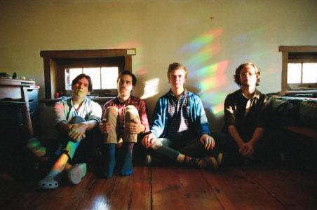 Pinegrove announce new album Marigold