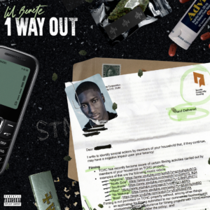 Lil Berete Announces New Mixed Tape 1 Way Out'