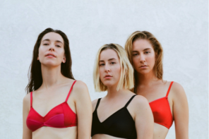 "HAIM have released their new single/video for ""Now I'm In It"""