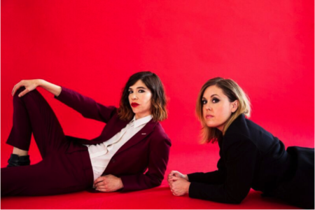 "Sleater-Kinney have released stand-alone track, ""ANIMAL"""
