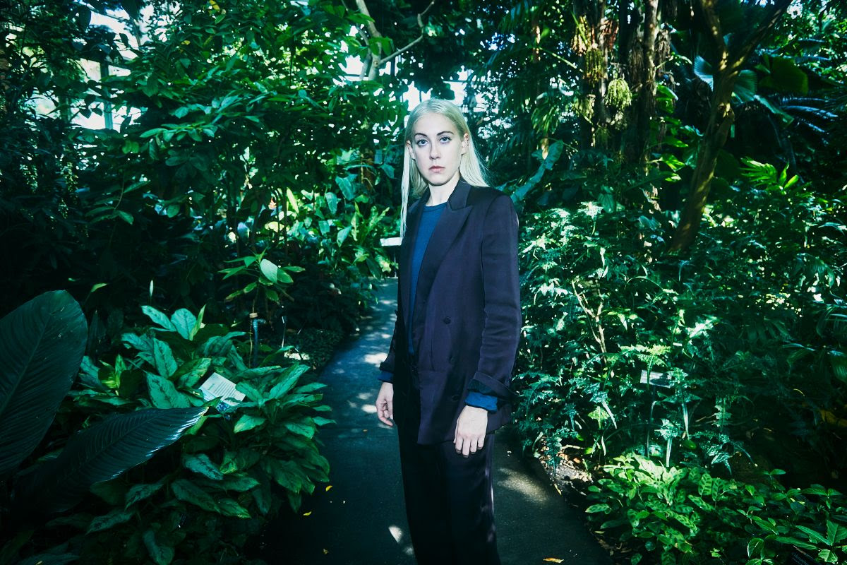 TORRES has announced, her new album Silver Tongue