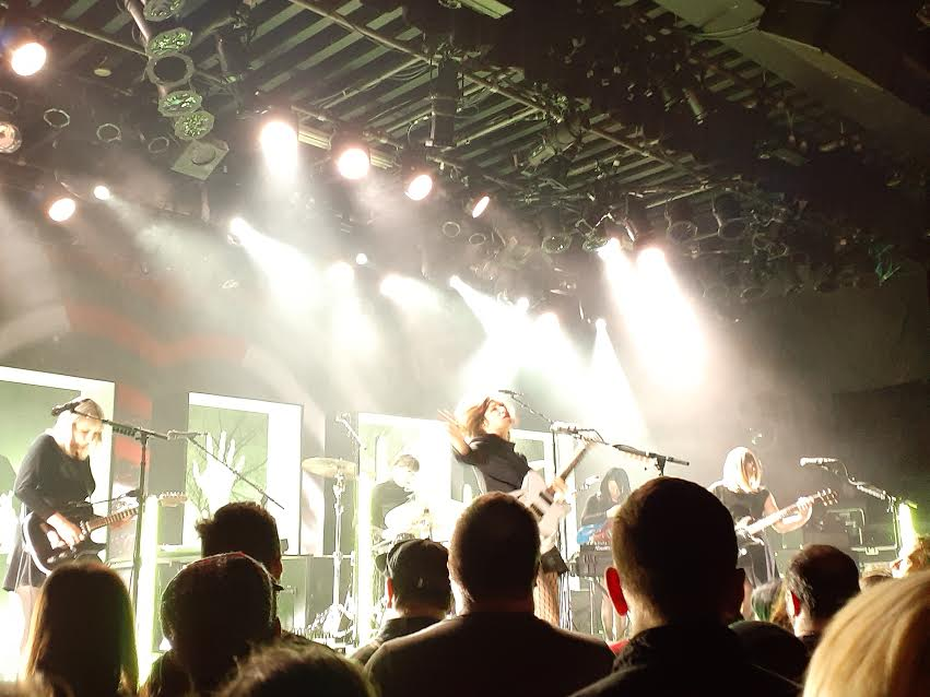 Sleater-Kinney 'Live in Vancouver,' Leslie Chu reviews the legendary Portland, Or via Olympia, Washington, band's November 21st, show in Vancouver, BC