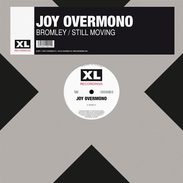 "UK electronic duo Joy Overmono, have Debuted their new single ""Bromley/Still Moving."" The track is now available via XL Recordings"