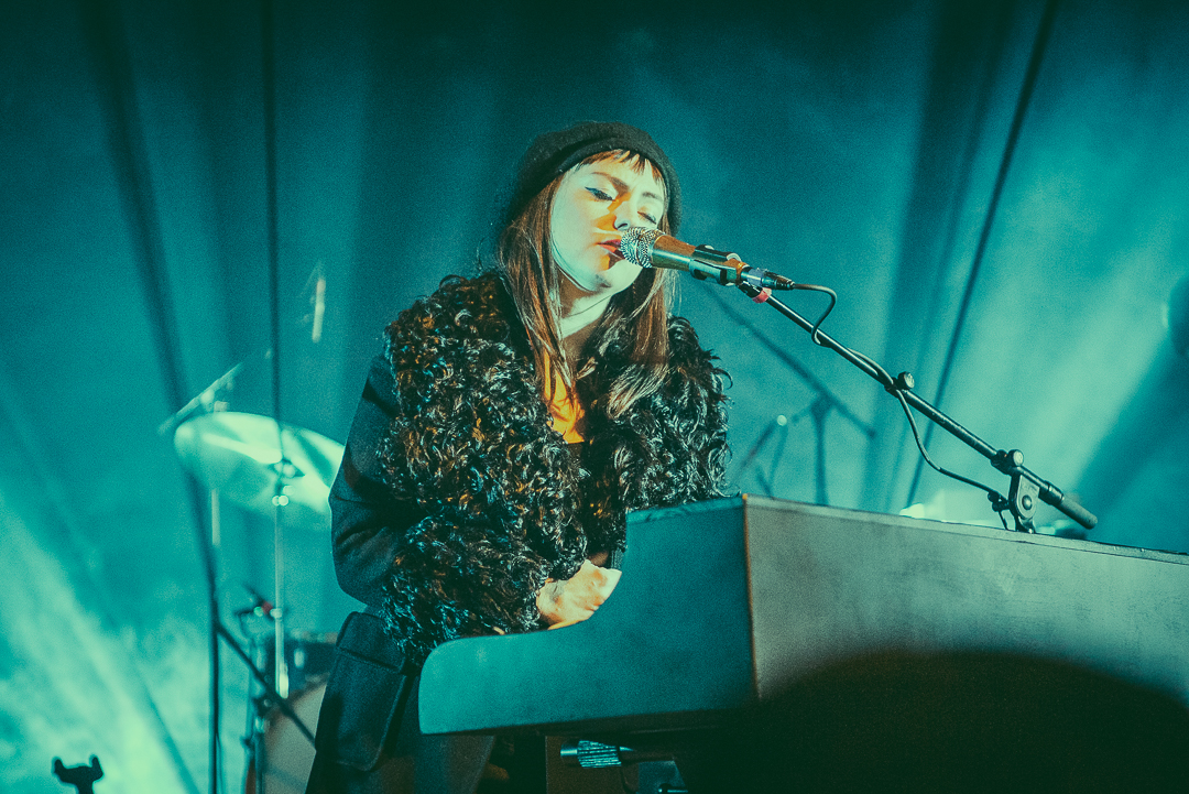 Angel Olsen at Levitation 2019
