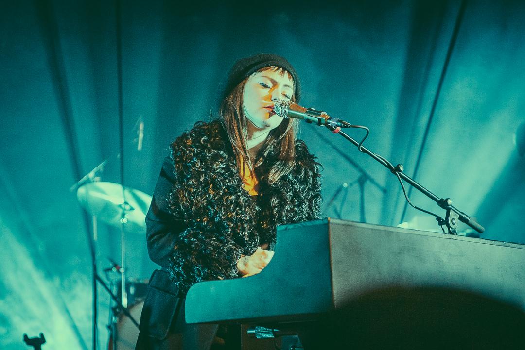 Angel Olsen at Levitation 2019