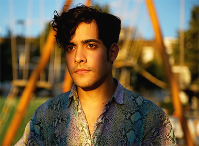 "Alan Palomo AKA: Neon Indian debuts ""Toyota Man"""
