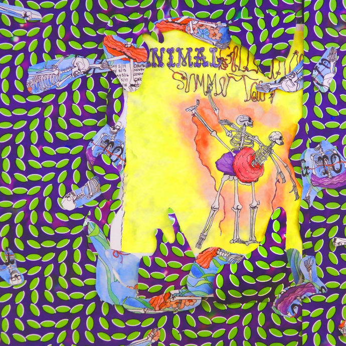Animal Collective have revealed a new live album entitled Ballet Slippers, released in honor of the 10-year anniversary of Merriweather Post Pavilion