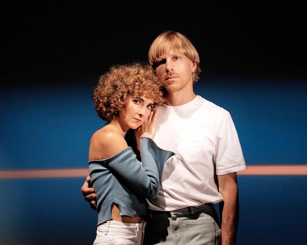 """Patrick Riley and Alaina Moore AKA: Tennis has has released a new single and video for """"Runner"""""""