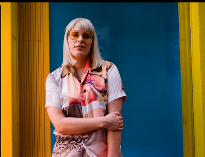 """Alice Ivy Shares New Single """"Sunrise"""" out now via Last Gang Records the track features rapper Cadence Weapon, and mixed alongside famed producer Andre Dawson"""