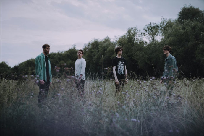 "UK band, Gengahr today share their latest single, ""Heavenly Maybe."""