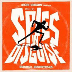 """Mark Ronson Collaborates With Anderson .Paak on """"Then There Were Two."""" The track is off the Ronson-produced soundtrack Spies in Disguise"""
