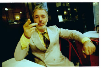 """Slumlord"" Baxter Dury is Northern Transmissions' 'Song of the Day'"