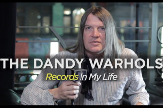 Dandy Warhols guest on Records on Records In My Life