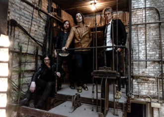 """The Raconteurs have announced """"Help Me Stranger"""" b/w """"Somedays (I Don't Feel Like Trying)"""""""