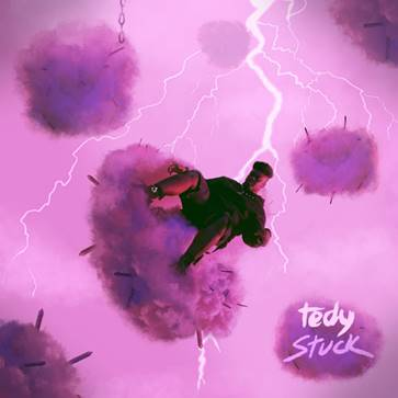 "Montreal singer/songwriter Tedy, recently released his new song/video ""Stuck"", a song co produced by Mike Wise (Bulow, Ellie Goulding)"