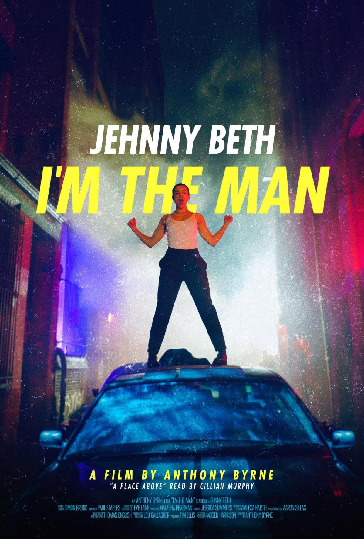 """Jehnny Beth releases short film """"I'm The Man"""""""