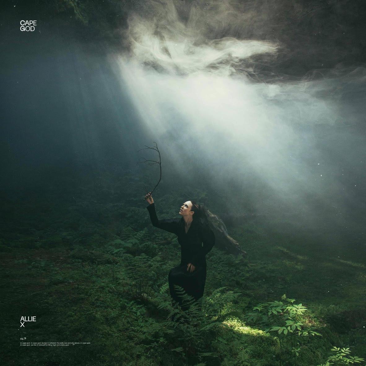 Allie X announces new album 'Cape God'
