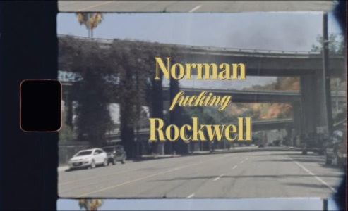 Lana Del Rey has shared a new video, bringing to life three tracks from from album Norman Fucking Rockwell!. The dreamlike visuals directed by Chuck Grant