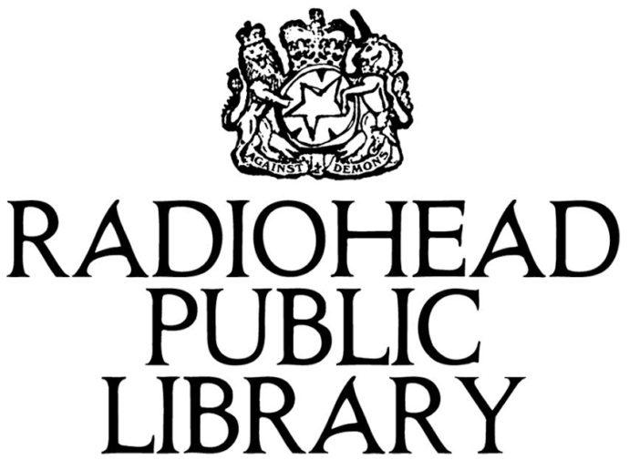 Radiohead Open Public Library