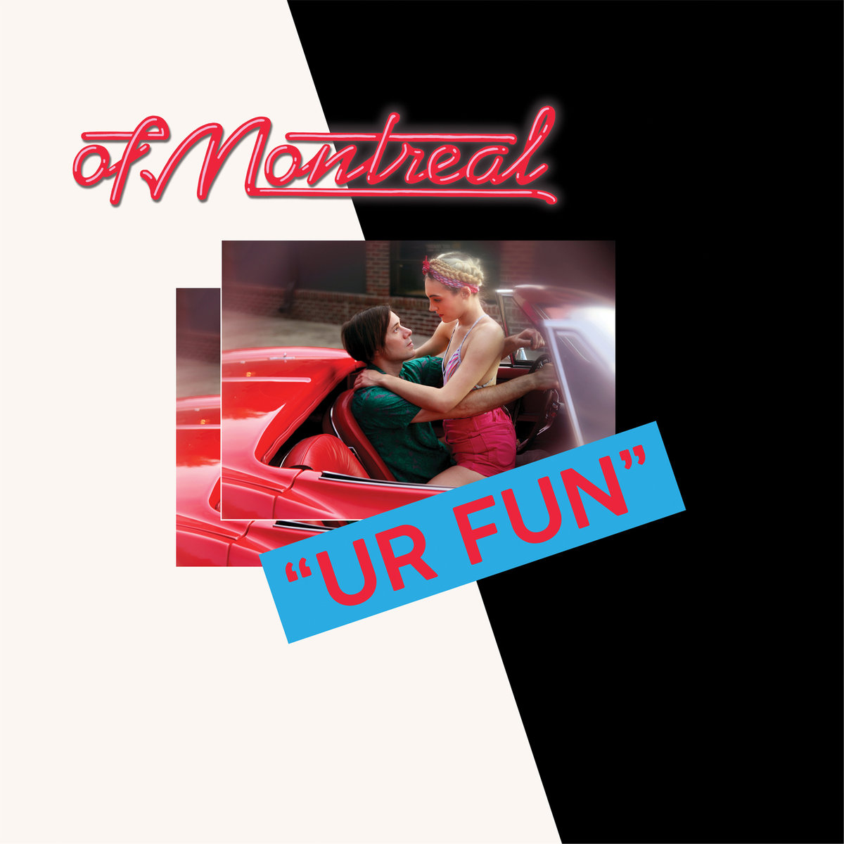 'UR FUN' by of Montreal, album review by Steve Ovida for Northern Transmissions