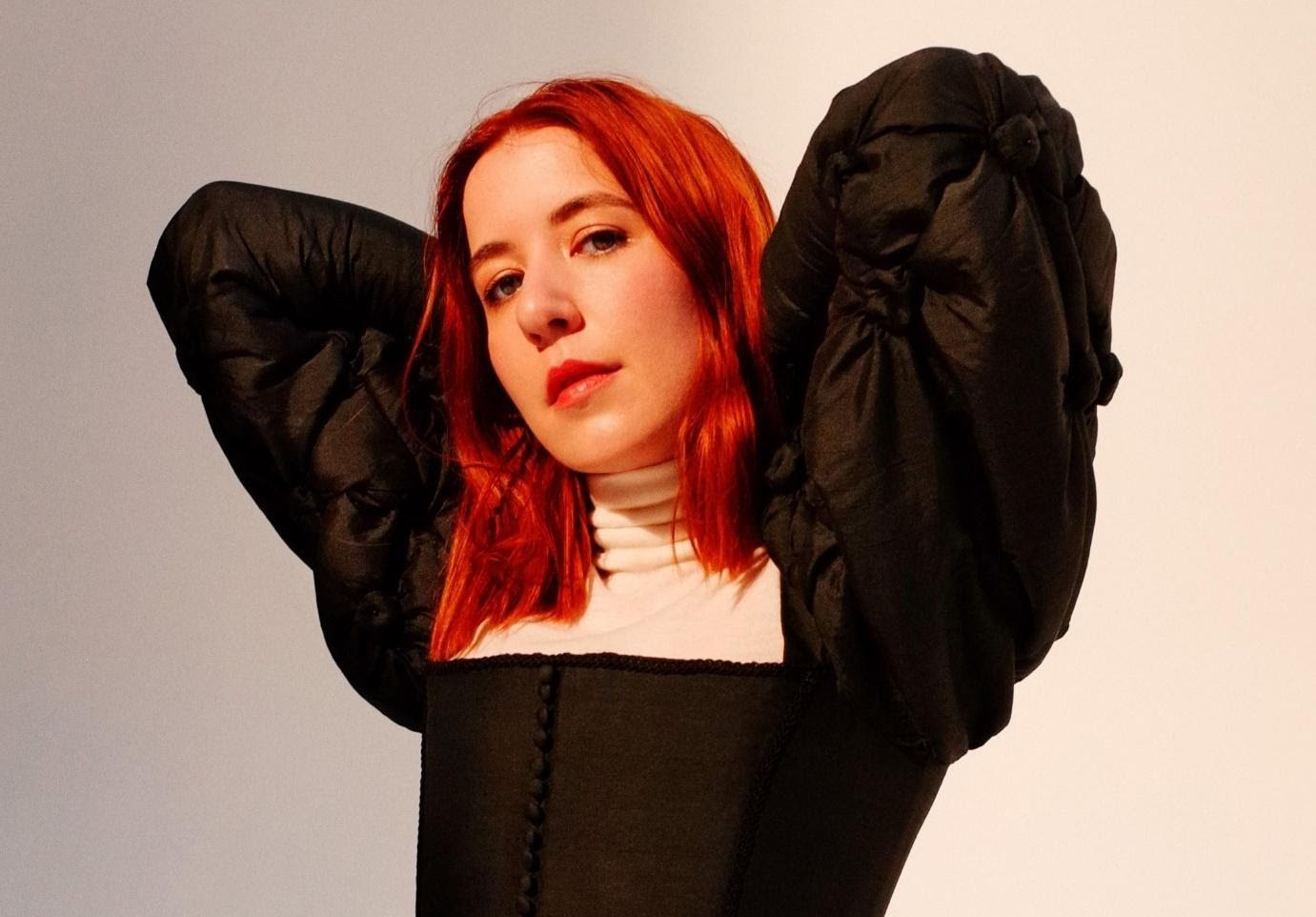 "Multi-artist, Austra has returned with her new single and video for ""Risk It."" On ""Risk It"", she pitches her voice up over a chorus of brass instruments to capture"