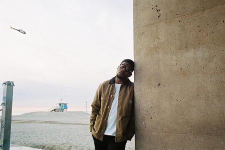 Mick Jenkins, has welcomed the new year by announcing his new EP The Circus, which arrives this Friday, January 10th, via Cinematic Music Group