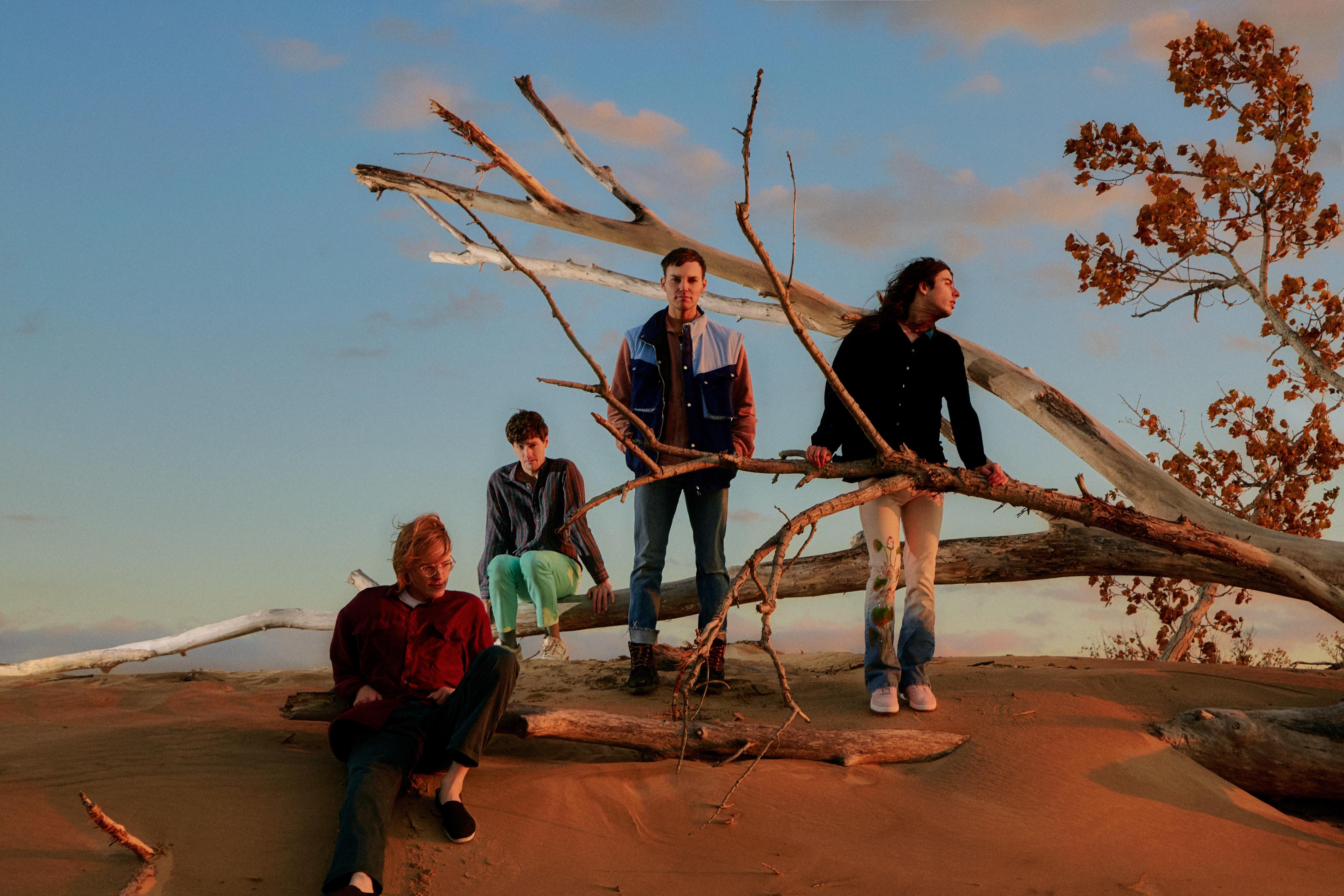 Nap Eyes Announces new full-length Snapshot of a Beginner