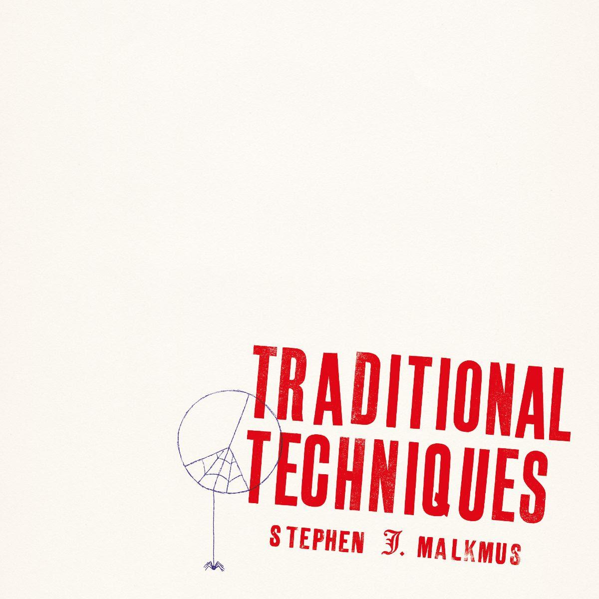 Stephen Malkmus announces 'Traditional Techniques'