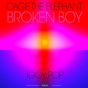 "Cage The Elephant have dropped ""Broken Boy,"" the single featuring Iggy Pop. The track finds the godfather of punk singing a verse and contributing backing vocals"
