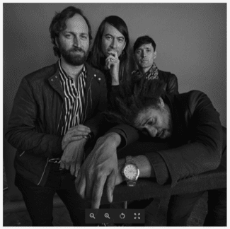"""Matador recording artists, Algiers, have debuted """"We Can't Be Found,"""" and its accompanying video from forthcoming release There Is No Year."""
