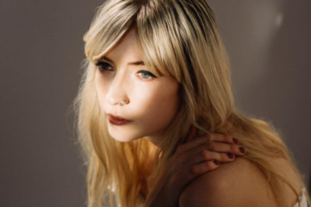 Linnea Siggelkow AKA: singer/songwriter Ellis, has announced her debut Full-length Born Again, will be released on April 3rd via Fat Possum. The Jake Aron