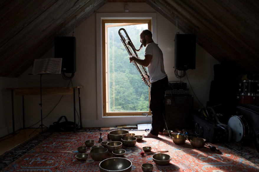 """""""Contact"""" by Colin Stetson, is Northern Transmissions' 'Song of the Day.'"""