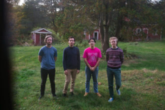 "New Jersey band, Pinegrove have shared the final single ""The Alarmist,"" before seeing it's releasee on on January 17th, via Rough Trade Records"