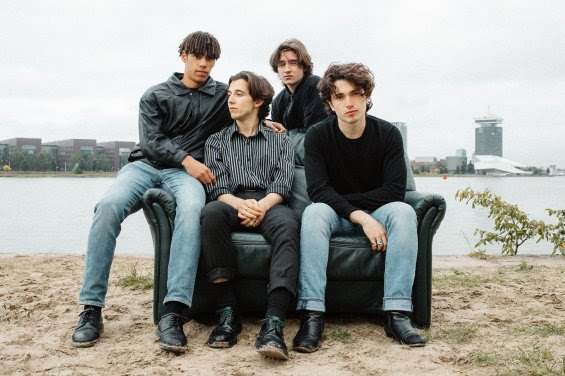 """Northern Transmissions 'Song of the Day' is """"We Have To Move On,"""" by Irish quartet Inhaler."""