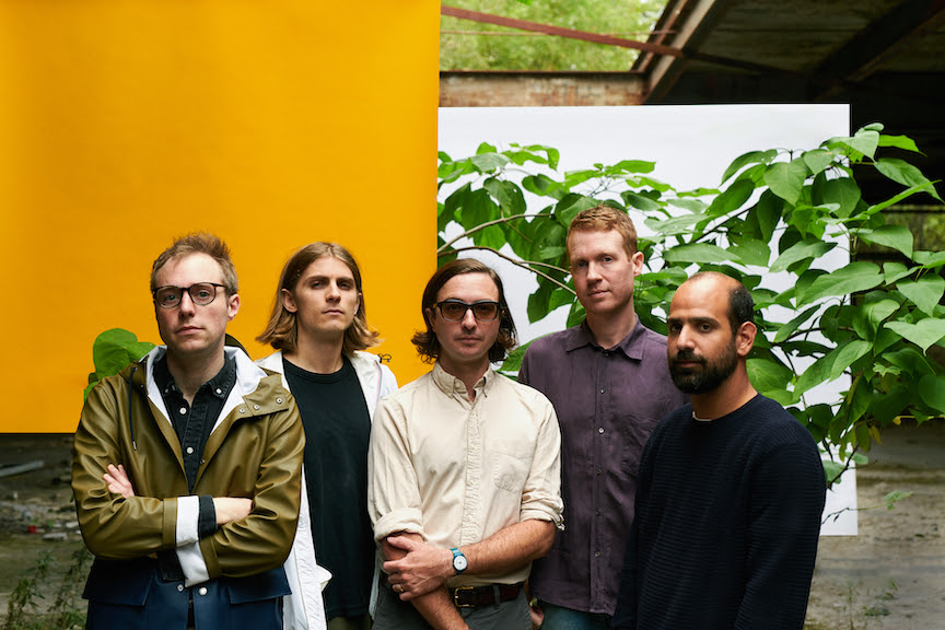 Real Estate announce new album Main Thing