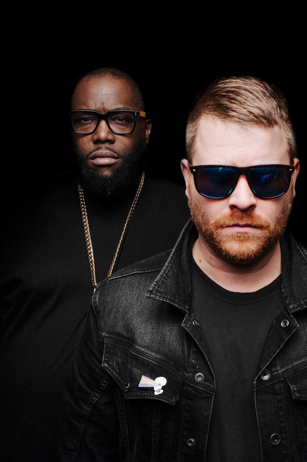 Run The Jewels announce live dates with Rage Against The Machine