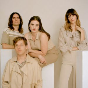 """Montreal band TOPShave shard their new single """"Witching Hour"""" The track is off their forthcoming release I Feel Alive, out April 3rd via Musique Tops"""