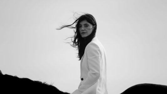 "Sharon Van Etten has released ""Beaten Down."""
