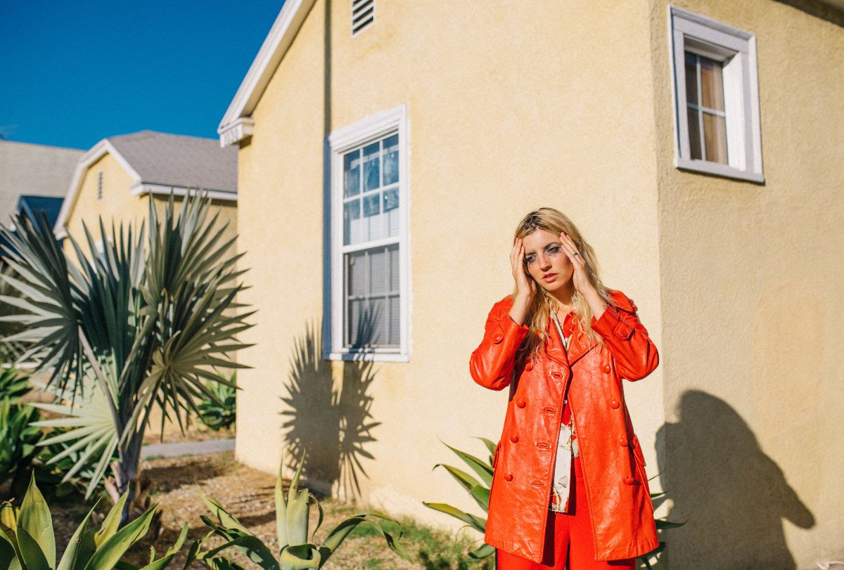 """""""Freak Like Me"""" by Caroline Rose is Northern Transmissions 'Song of the Day'"""